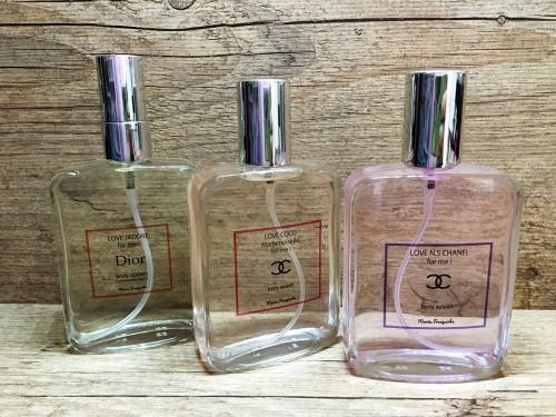 Body Splash  (perfumaria importada) 120 ml