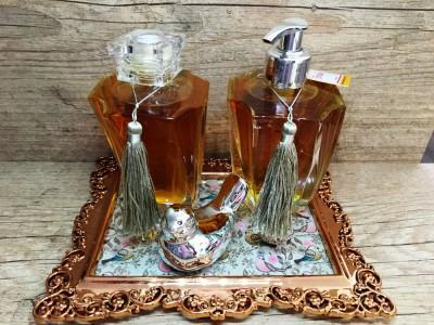 Elegance - aromatizador de varetas e sabonete líquido