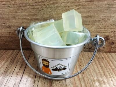 Jack - balde com sabonetes