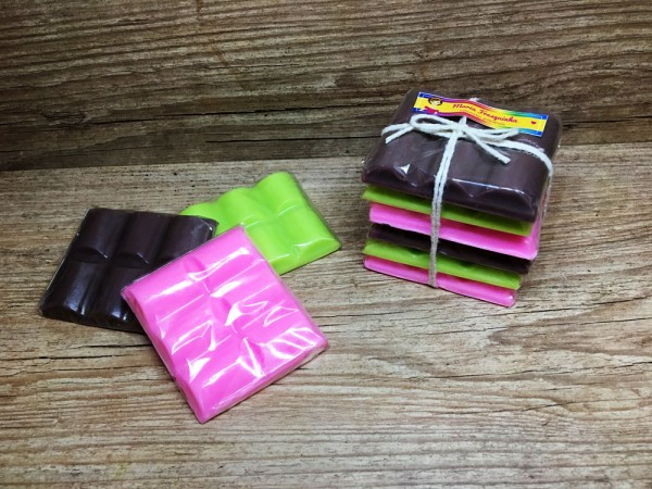 Páscoa - tabletes 50 grs