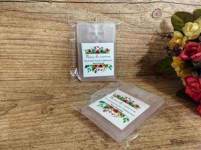 SL - Card spray - alcool bactericida