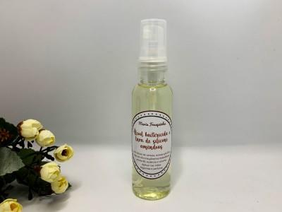 LA - Álcool spray bactericida