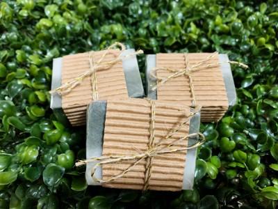 Sabonete - argila verde (facial)