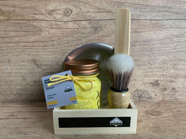 Animale - Mousse de barbear