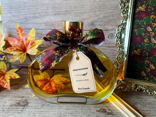 LA - Difusor de aroma - vidro 350 ml