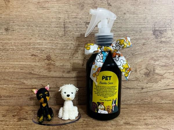 Pet - Banho a seco - para cães