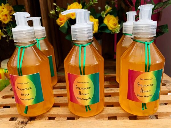 SH - Sabonete líquido hidratante