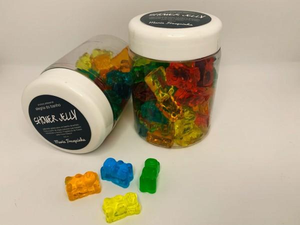 Shower jelly - ursinhos - 150 grs