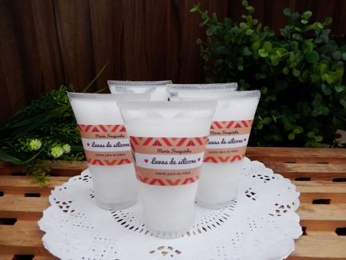 Creme Luvas de silicone (mãos) - 50 grs.