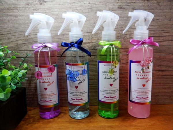 Aromatizador de Ambiente - spray