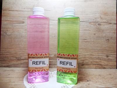 Refil - Aromatizador de Ambiente - spray 500 ml