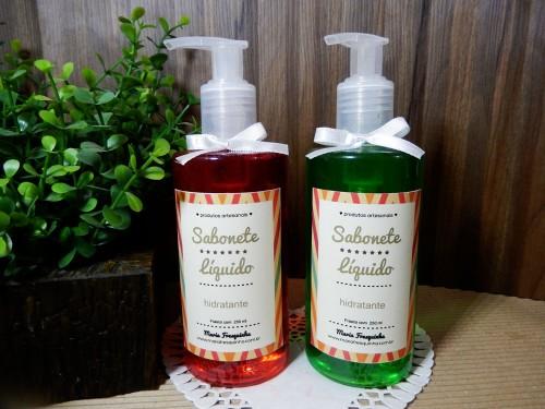 Sabonete Líquido Hidratante - 250 ml