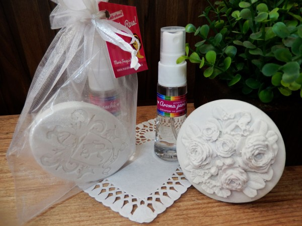Anti-mofo e aroma - Pastilhas