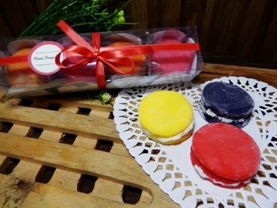 Macarons - (4 unid)