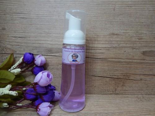 Espuma de limpeza facial - dona fresca