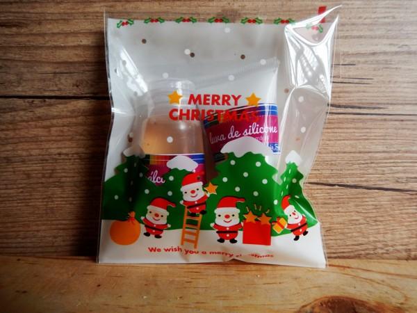 Duplinha álcool gel e creme de mãos - Natal