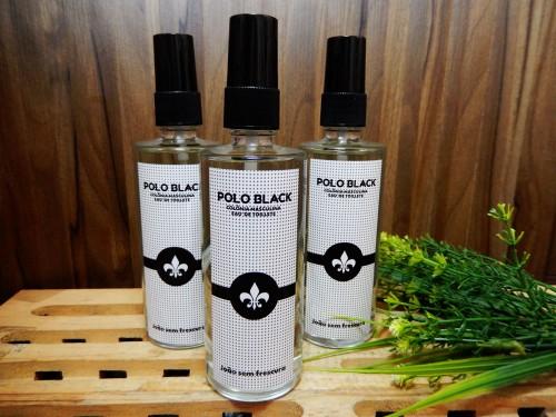 Polo Black - colônia eau toilette