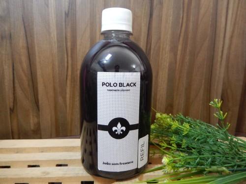 Refil - Polo Black sabonete líquido