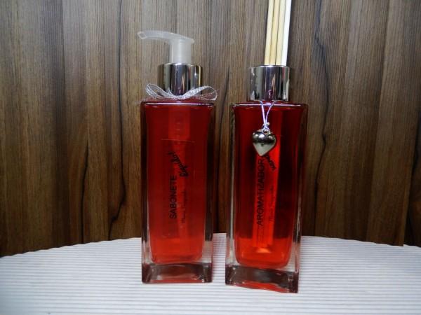 Aromatizador e Sabonete líquido - luxo