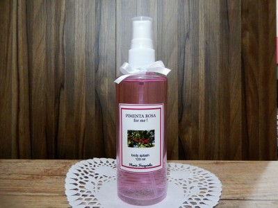 Body Splash Pimenta Rosa 120 ml