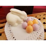 Páscoa - coelha com ovinhos