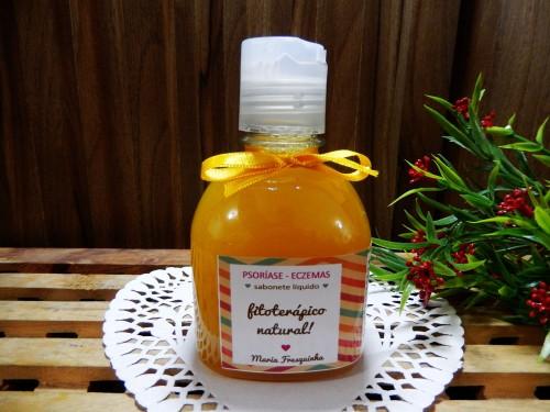 Líquido (sabonete) - Psoríase e eczemas