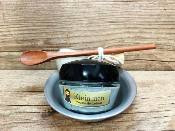 KLEIN MAN - Mousse de barbear Kit