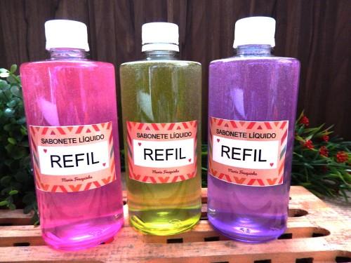 Refil - Sabonete Líquido Hidratante