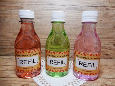 Refil - Aromatizador de varetas - 250 ml