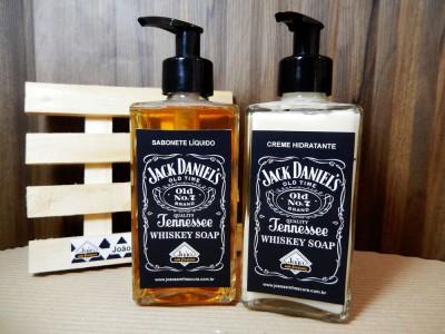 Jack Daniel´s - dupla (sabonete e creme)
