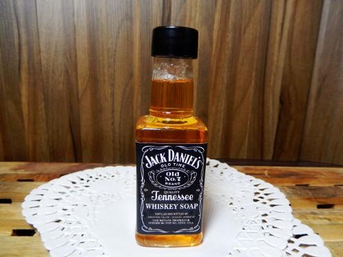 Jack Daniel´s mini soap