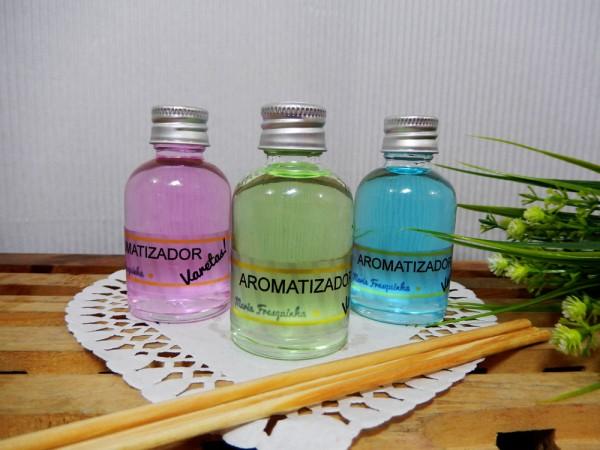 Aromatizador de varetas - vidro 40ml