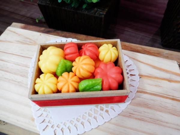 Frutas Pitangas